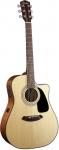 Электроакустическая гитара FENDER CD-100CE  NAT