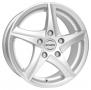 Enzo 101 6.5x15/5x110 D65.1 ET40 Silver