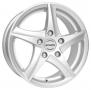 Enzo 101 7x16/5x100 D60.1 ET35 Silver