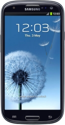 Samsung Galaxy S III I9305 LTE 4G 16GB - Black