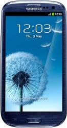 Samsung Galaxy S III I9300 16Gb Blue