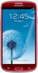 Samsung Galaxy S III i9300 16Gb Red