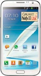 Samsung Galaxy Note II N7105 4G LTE