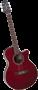 Электроакустическая гитара Takamine EG260C-WR