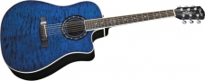 FENDER TBUCKET 300SCE TRANS BLUE