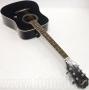 Акустическая гитара EPIPHONE DR-100 EBONY CH HDWE