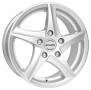 Enzo 101 5.5x14/5x100 D60.1 ET32 Silver