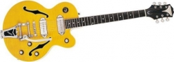 EPIPHONE WILDKAT ANT. NATURAL CH HDWE W/BIGSBY VIBROTONE TREMOLO